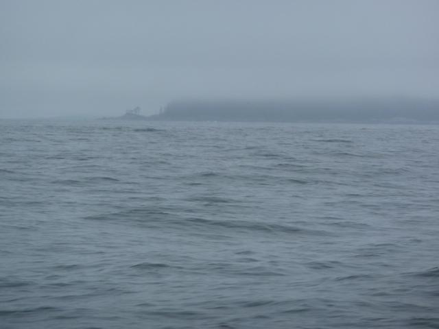 Fog Cape Caution