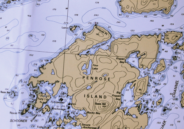 Penrose Island