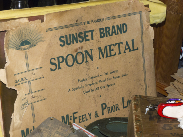 Spoon metal, Billy's Museum
