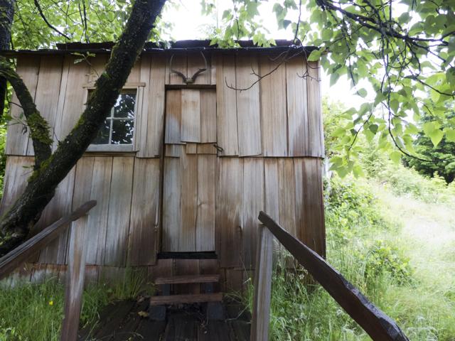 Logger's Cabin, Echo Bay