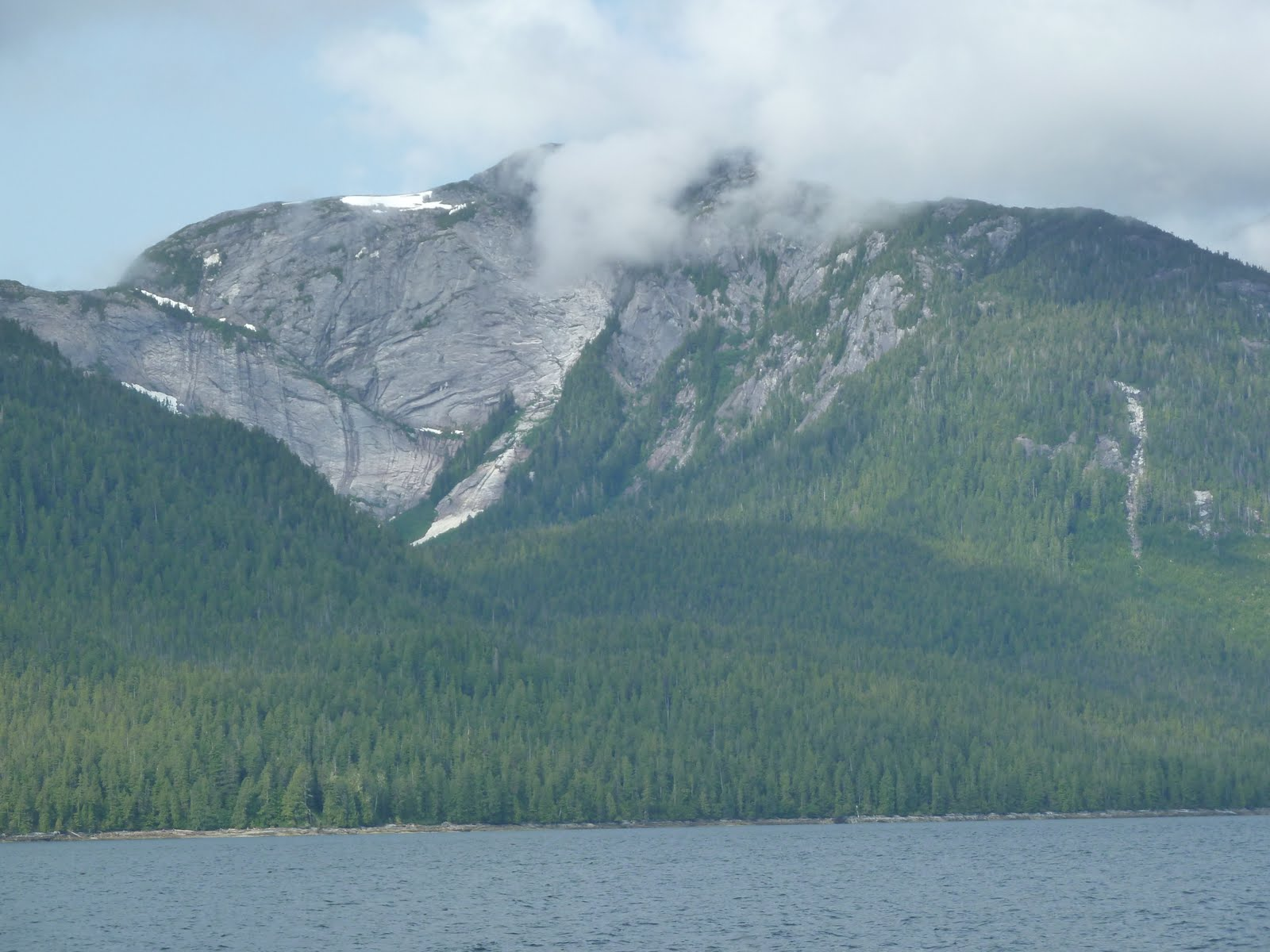 mountains in Verney Channel