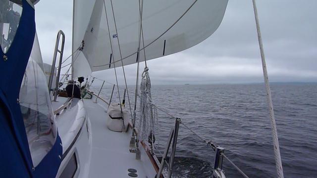 Quoddys Run sailing