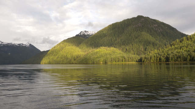 Khutze Inlet