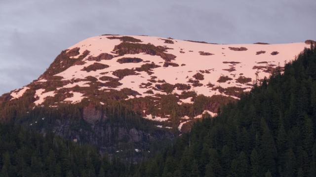 Khutze rosy peak