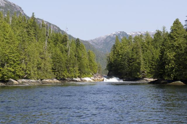 Lowe Inlet Marine Provincial Park
