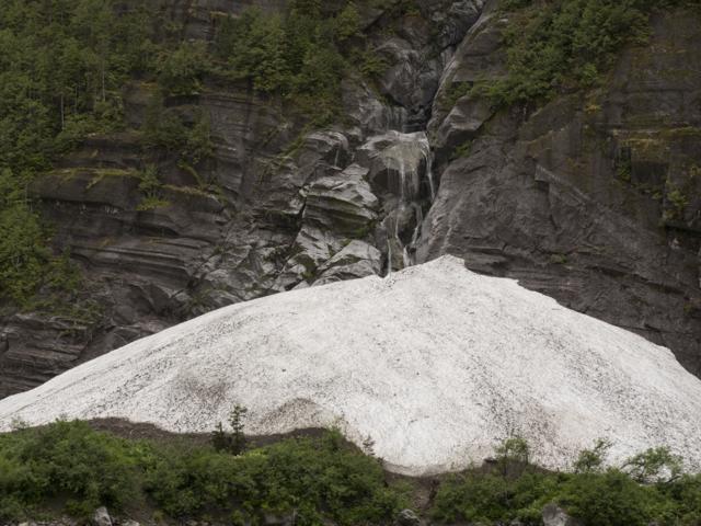 Snow mound, Kynoch